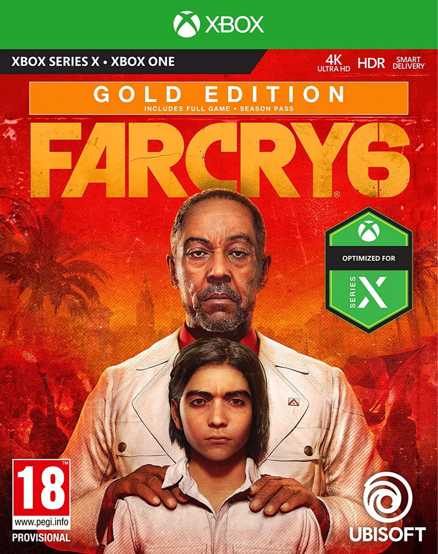 Far Cry 6 - Gold Edition (XBOX)