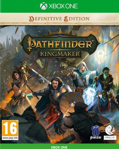 Pathfinder: Kingmaker - Definitive Edition (XONE)