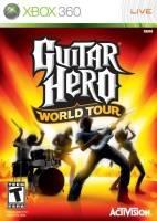 Guitar Hero IV: World Tour + kytara (X360)