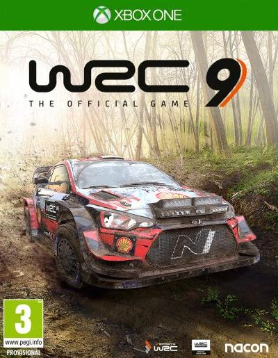 WRC 9 (XBOX)