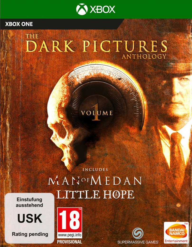 The Dark Pictures Anthology: Volume 1 (Man of Medan & Little Hope) - Limited Edition (XONE)