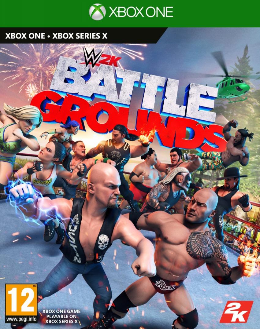 WWE 2K Battlegrounds (XONE)