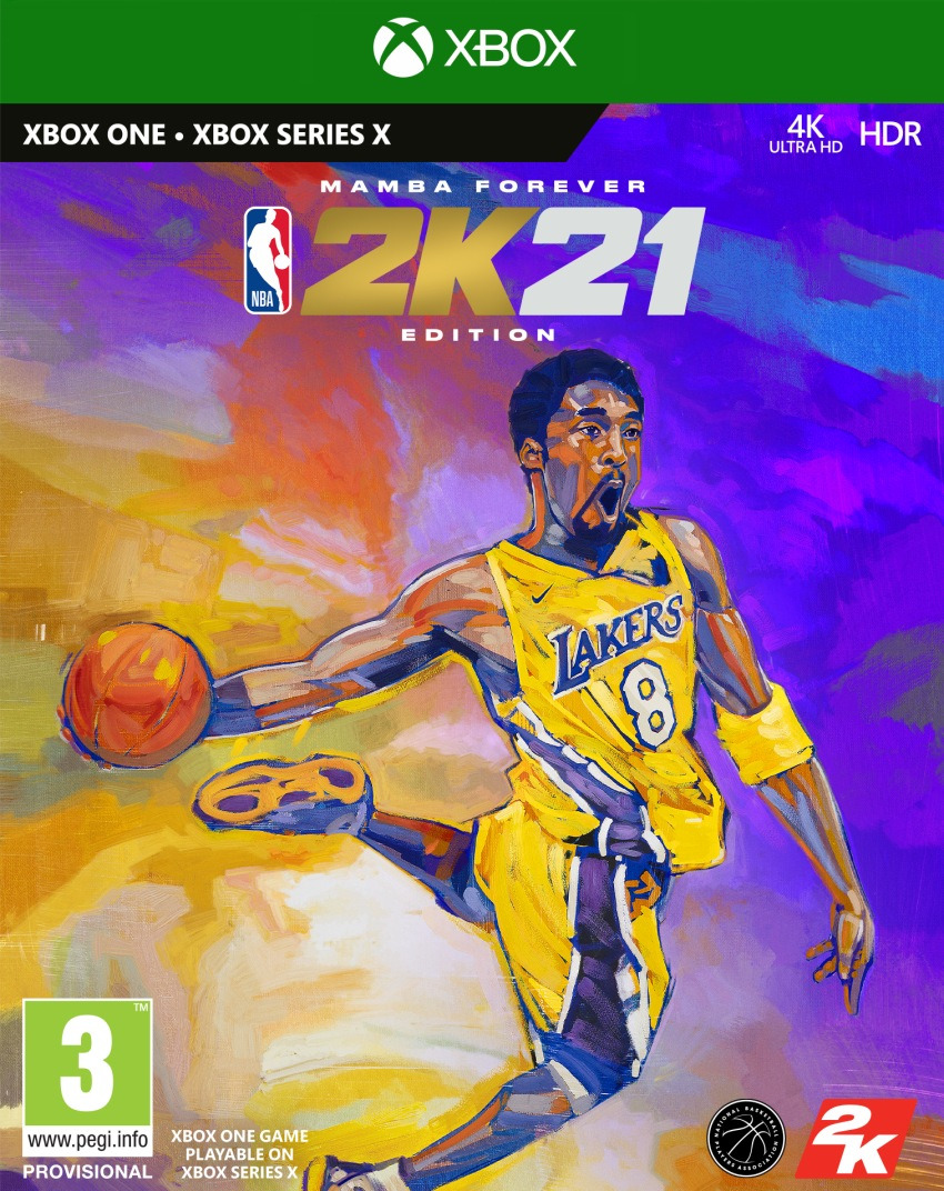 NBA 2K21 - Mamba Forever Edition (XBOX)