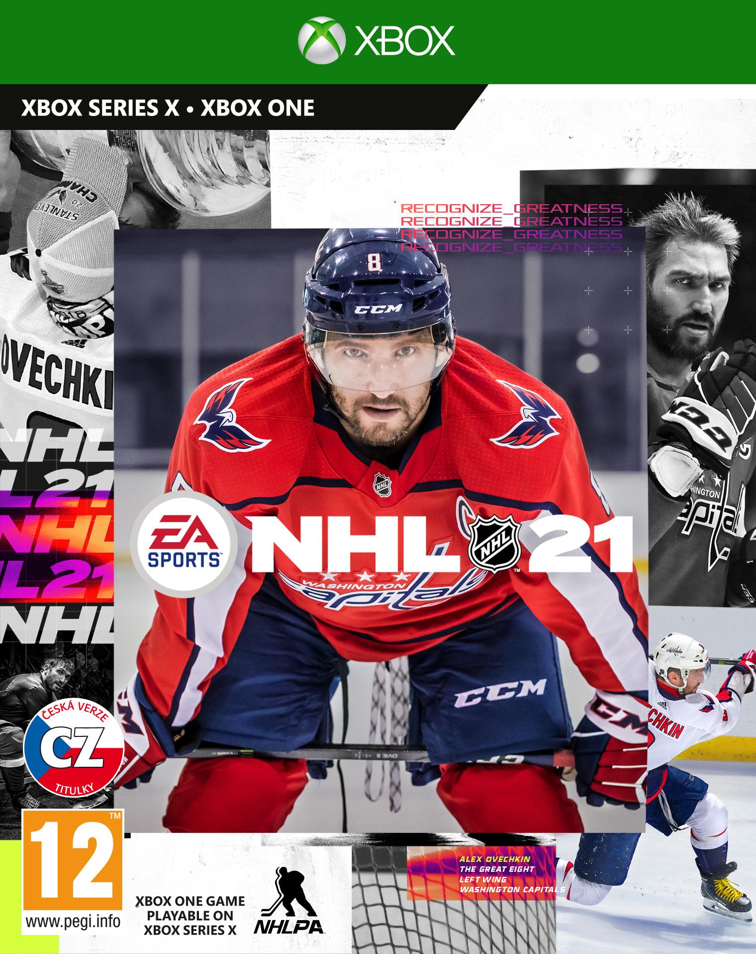 NHL 21 (XBOX)