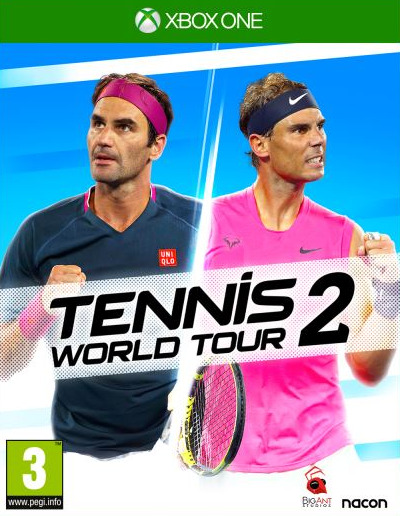Tennis World Tour 2 (XONE)