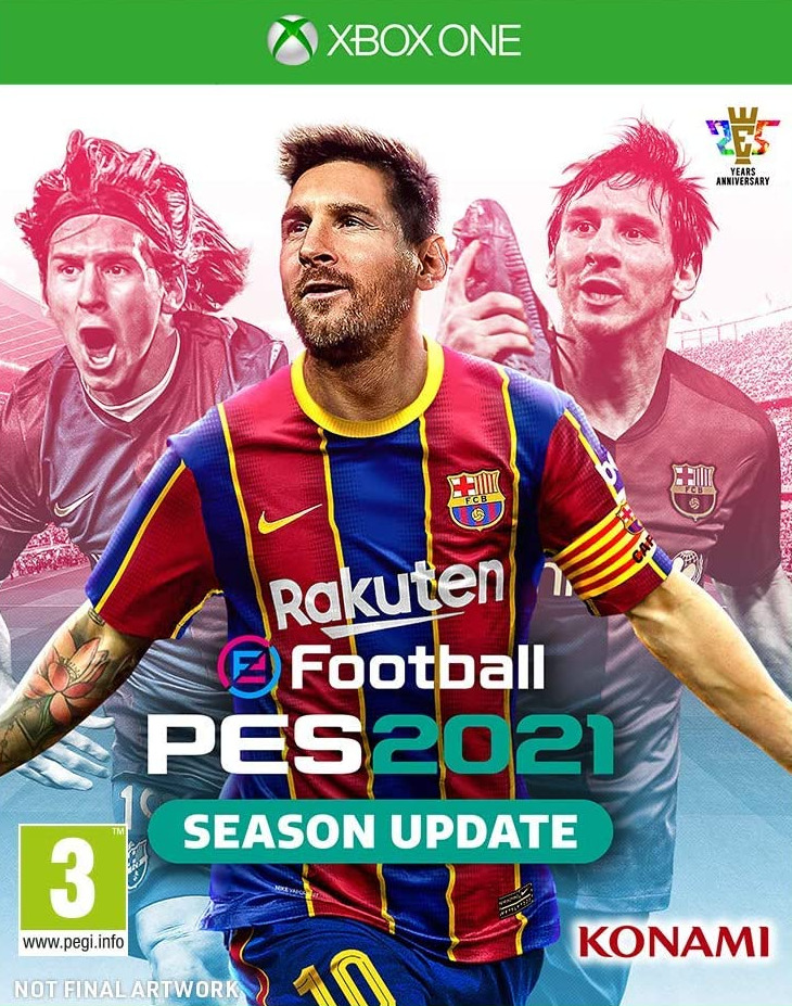 eFootball PES 2021 - Season Update (XBOX)