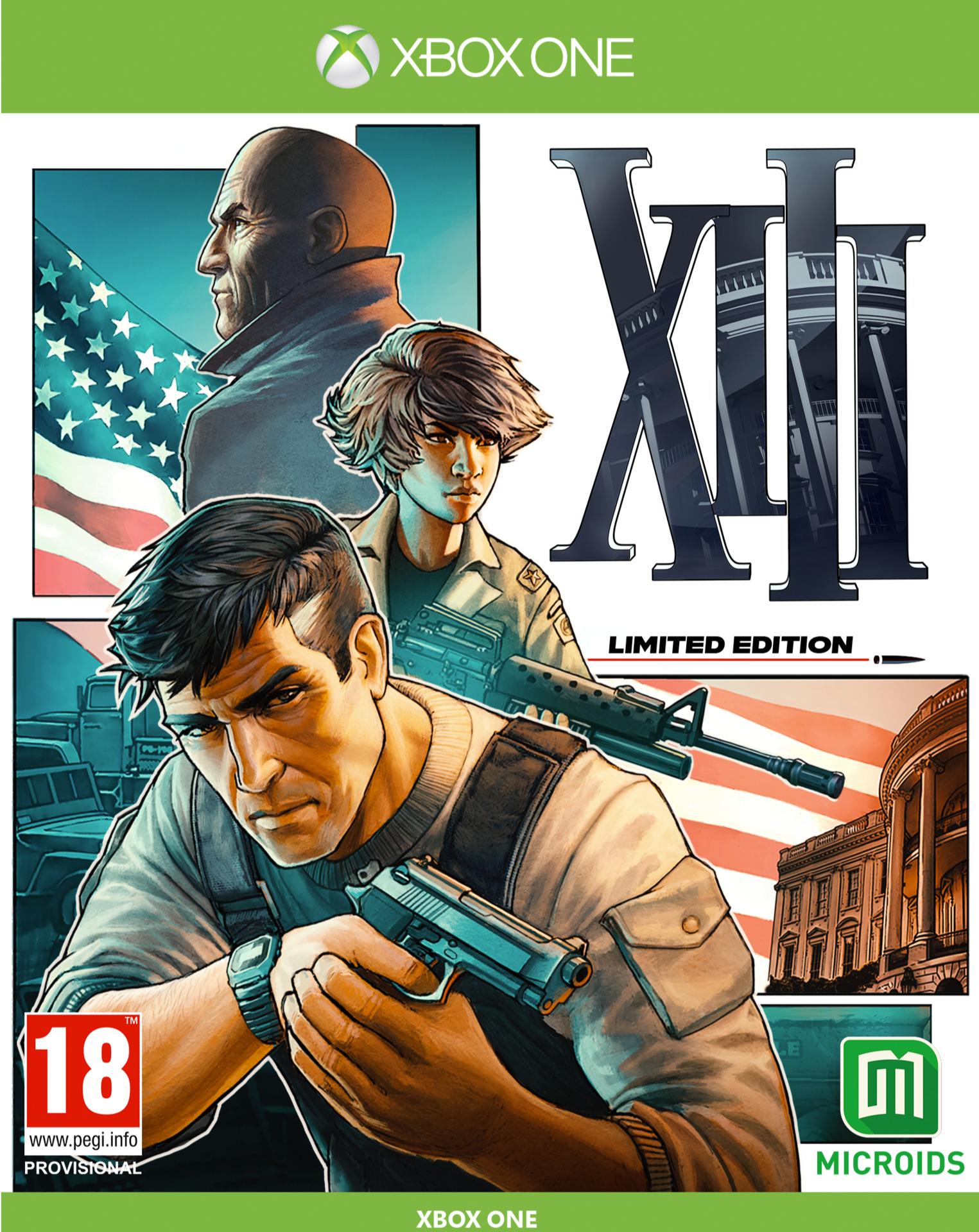XIII - Limited Edition (XONE)