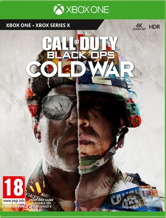 Call of Duty: Black Ops Cold War (XONE)