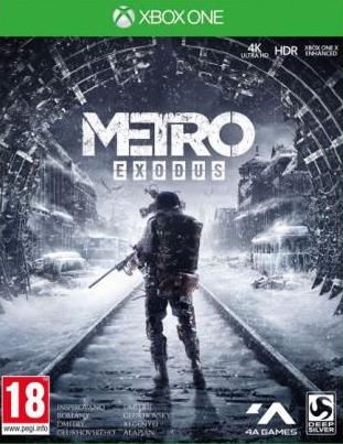 Metro: Exodus (XBOX)