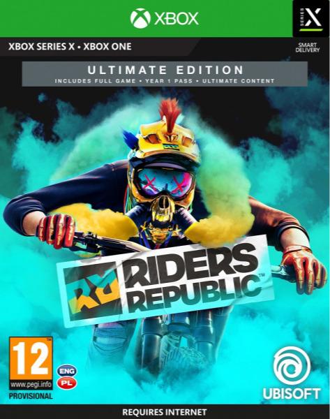 Riders Republic - Ultimate Edition (XBOX)