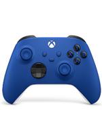 Bezdrátový ovladač pro Xbox - Modrý (XSX)