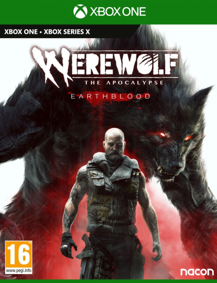 Werewolf The Apocalypse - Earthblood (XBOX)
