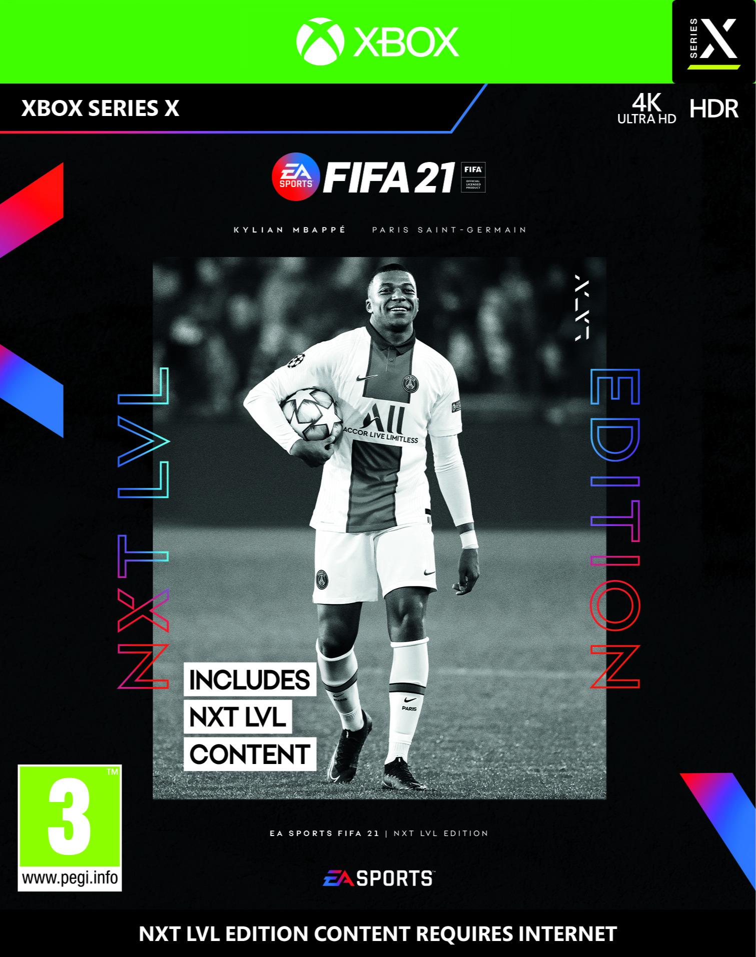 FIFA 21 - NXT LVL Edition (XSX)