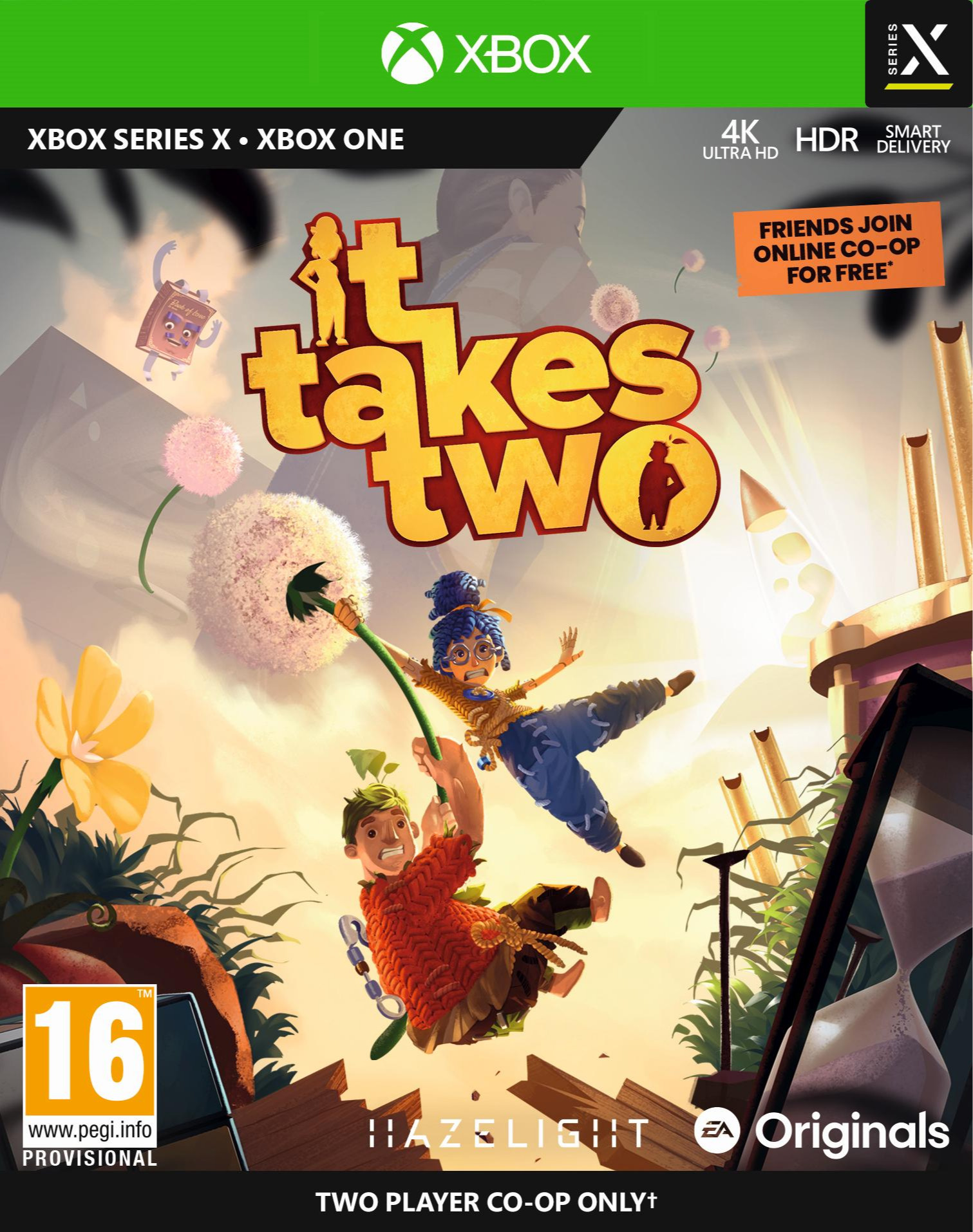 It Takes Two (XBOX)
