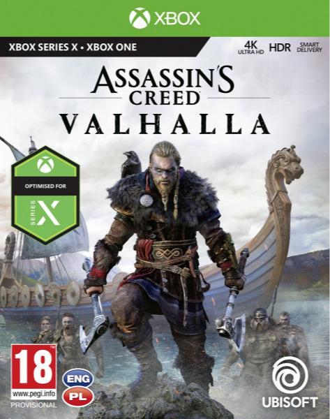 Assassins Creed: Valhalla BAZAR (XBOX)