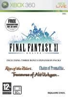 Final Fantasy XI Online (X360)
