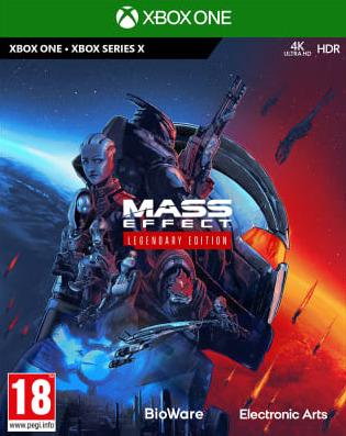 Mass Effect: Legendary Edition (XBOX)