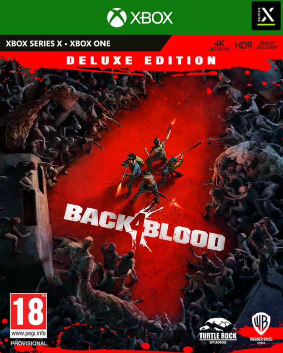 Back 4 Blood - Deluxe Edition (XBOX)