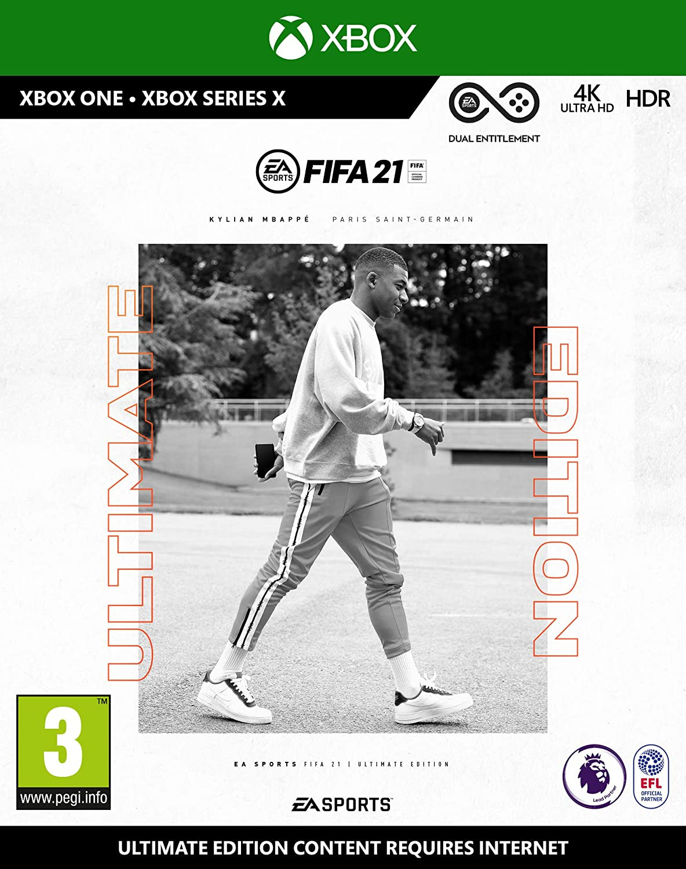 FIFA 21 - Ultimate Edition BAZAR (XBOX)