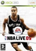 NBA Live 09 (XBOX 360)
