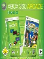XBOX 360 Arcade System + Sega Superstar Tennis (XBOX 360)