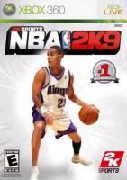 NBA 2K9 (X360)