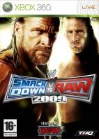 WWE SmackDown! vs. RAW 2009 (XBOX 360)