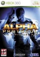 Koupit Alpha Protocol (XBOX 360)