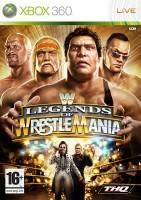 WWE Legends of WrestleMania (X360)