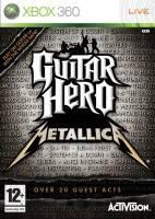 Guitar Hero: Metallica (XBOX 360)