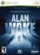 Alan Wake - speciální edice (XBOX 360)