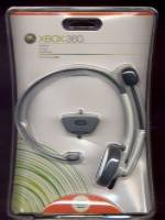 X360 Headset Microsoft (XBOX 360)