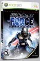 Star Wars The Force Unleashed: Ultimate Sith Edition (XBOX 360)