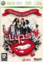 Lips: Number One Hits (XBOX 360)