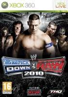 WWE SmackDown! vs. RAW 2010 (XBOX 360)