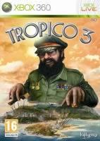 Tropico 3 (XBOX 360)