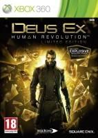 Koupit Deus Ex 3: Human Revolution - Limited Edition (XBOX 360)