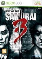 Way of the Samurai 3 (XBOX 360)