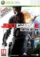 Just Cause 2 - Limited Edition (XBOX 360)