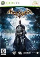 Batman: Arkham Asylum GOTY 3D (XBOX 360)