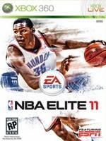 NBA Elite 11 (XBOX 360)