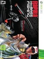 Rapala Pro Bass Fishing + prut (XBOX 360)