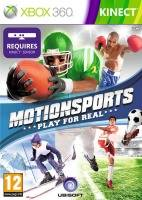Kinect Motion Sports (XBOX 360)