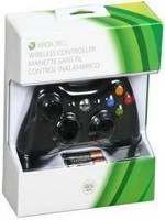 Xbox 360 bezdrátový ovladač - Černý (XBOX 360)