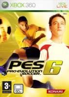 Pro Evolution Soccer 6 (X360)