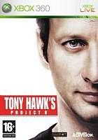 Tony Hawks Project 8 (XBOX 360)