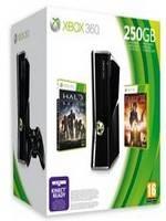 XBOX 360 Slim + Halo: Reach + Fable III + 12 měsíců (XBOX 360)