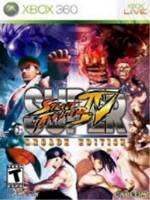 Super Street Fighter IV: Arcade Edition (X360)