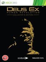 Deus Ex 3: Human Revolution - Sběratelská Edice (XBOX 360)