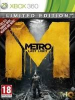 Metro: Last Light - limitovaná edice (XBOX 360)
